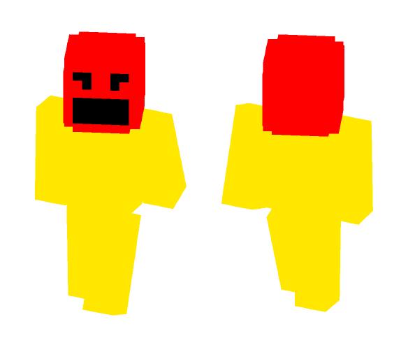 Rage - Other Minecraft Skins - image 1