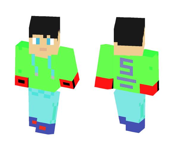 Hoy - Male Minecraft Skins - image 1