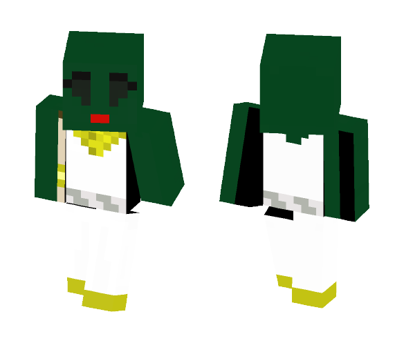 Nera The Extraterrestrial - Female Minecraft Skins - image 1