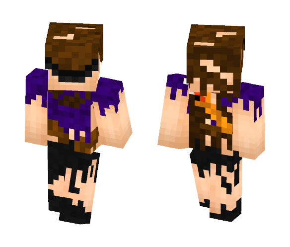 The Forgotten Archer - Male Minecraft Skins - image 1