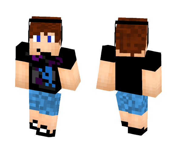 Blaz_Gaming - Male Minecraft Skins - image 1