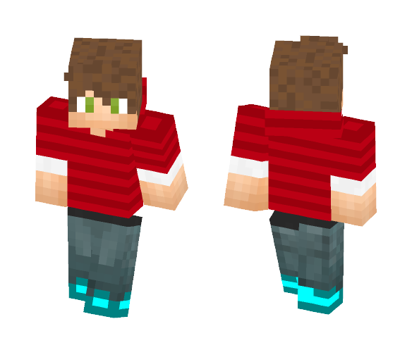 LachGameZ's skin. (Male Human) - Male Minecraft Skins - image 1
