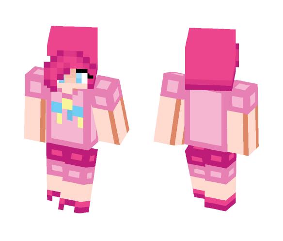 Pinkie Pie - Female Minecraft Skins - image 1