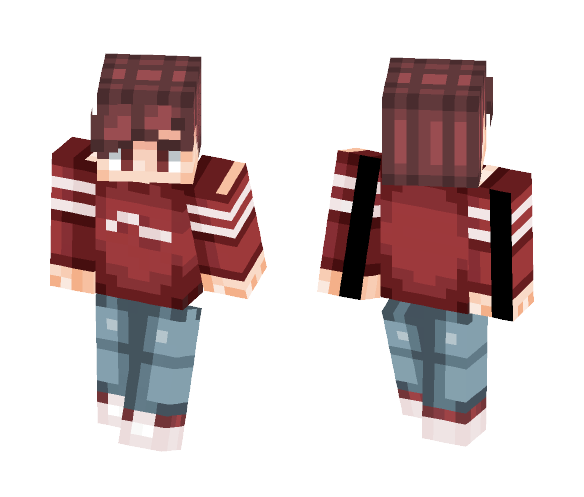 random dude - Male Minecraft Skins - image 1