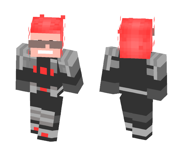 SuperNoob Kevin - Male Minecraft Skins - image 1