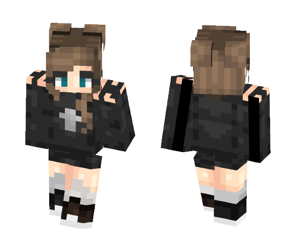 -=+ Pacify Her +=- - Female Minecraft Skins - image 1