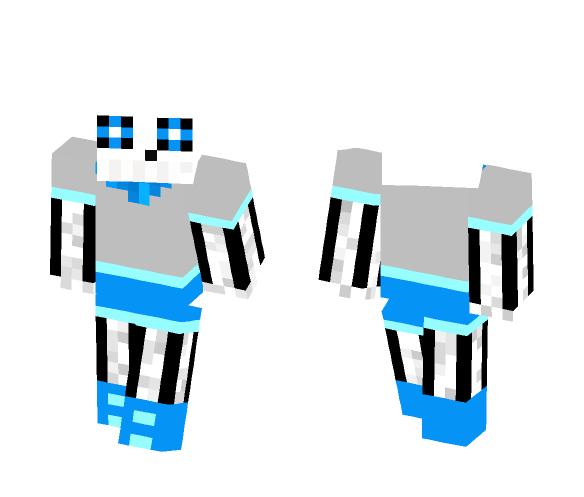 ~Underswap!Sans~ - Undertale AU - - Male Minecraft Skins - image 1