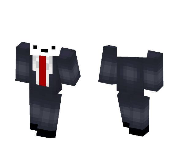 Mr Derp In a Suit - Interchangeable Minecraft Skins - image 1