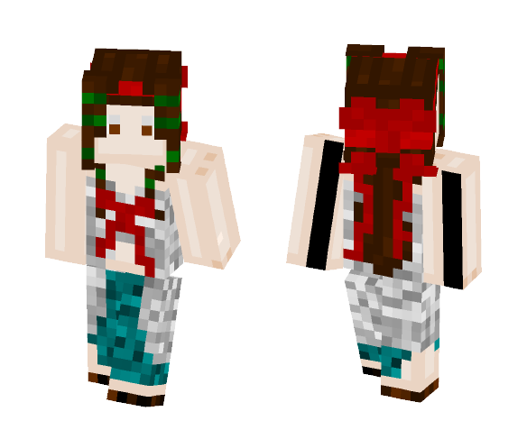 YuldSkuld - Female Minecraft Skins - image 1