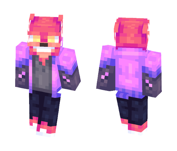 Pyrocynical - Male Minecraft Skins - image 1