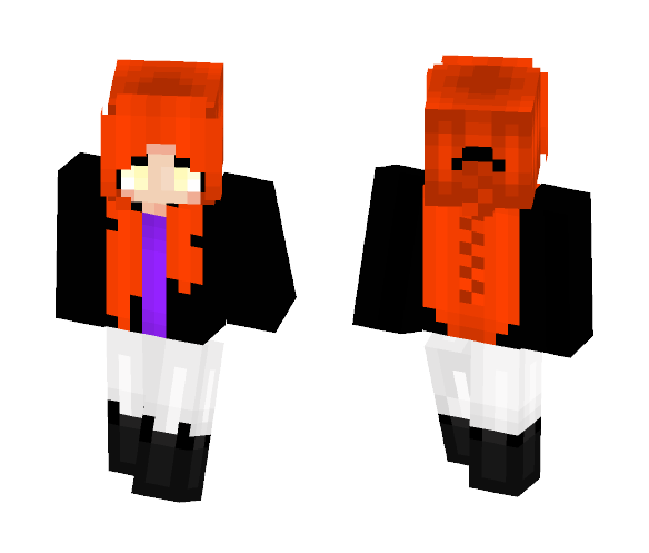 The Story of Evil - Female Minecraft Skins - image 1