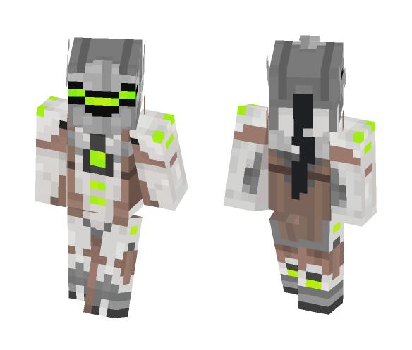 Genji | Overwatch - Male Minecraft Skins - image 1