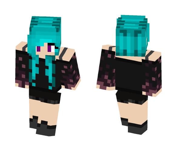 littlemsobvious - Female Minecraft Skins - image 1