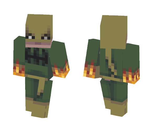 iron fist danny rand - Male Minecraft Skins - image 1