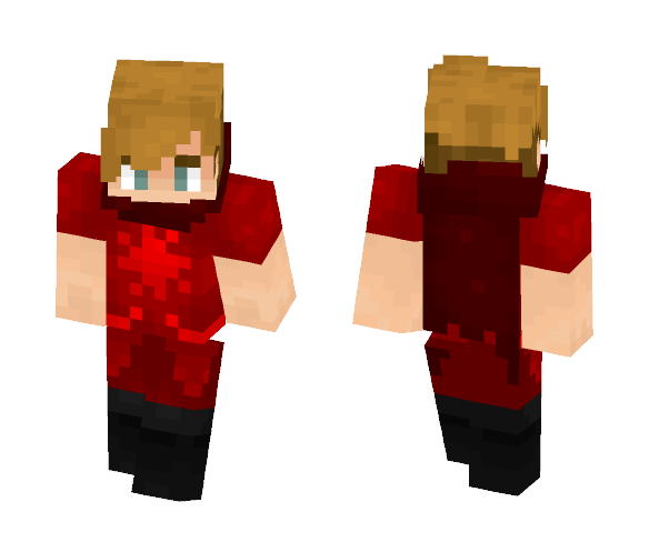 Mage of Time - Me ^-^ - Male Minecraft Skins - image 1