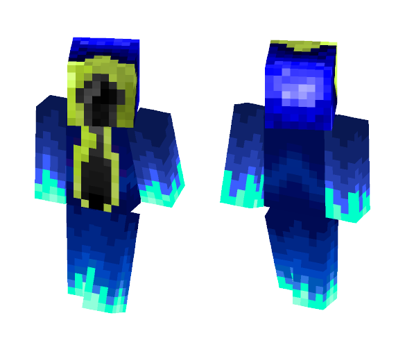 FireFrost Mage - Male Minecraft Skins - image 1