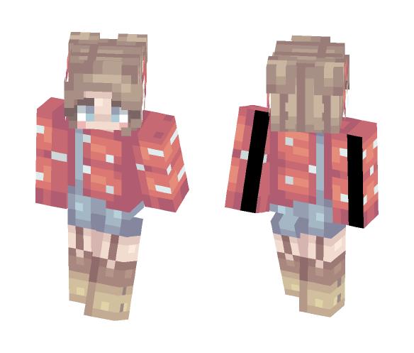 스킨 트레이드 // taylor__ - Female Minecraft Skins - image 1