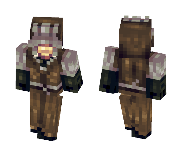 The Mouth of Sauron   LotR - Male Minecraft Skins - image 1