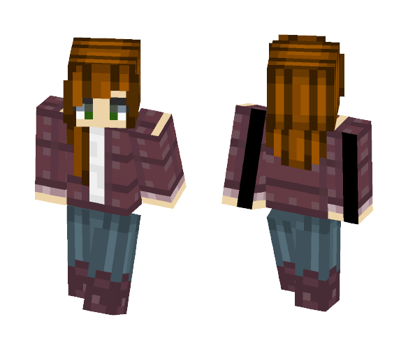 Madelyn - Female Minecraft Skins - image 1