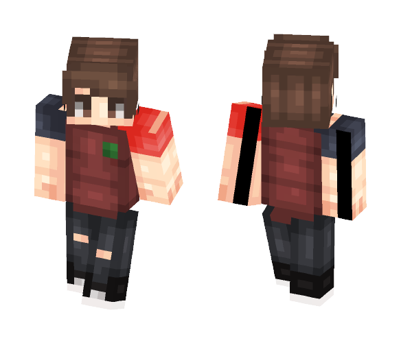 Dan Howell (danisnotonfire) - Male Minecraft Skins - image 1