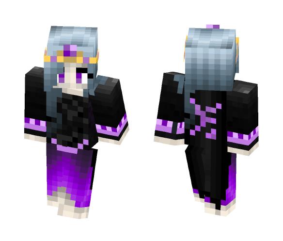 Skyfry428 - female version - Female Minecraft Skins - image 1