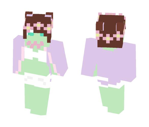 Coachella Pepe - Interchangeable Minecraft Skins - image 1