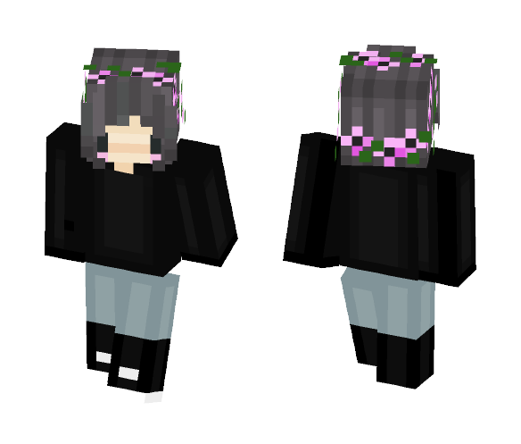 Eh...Who cares o-o - Interchangeable Minecraft Skins - image 1