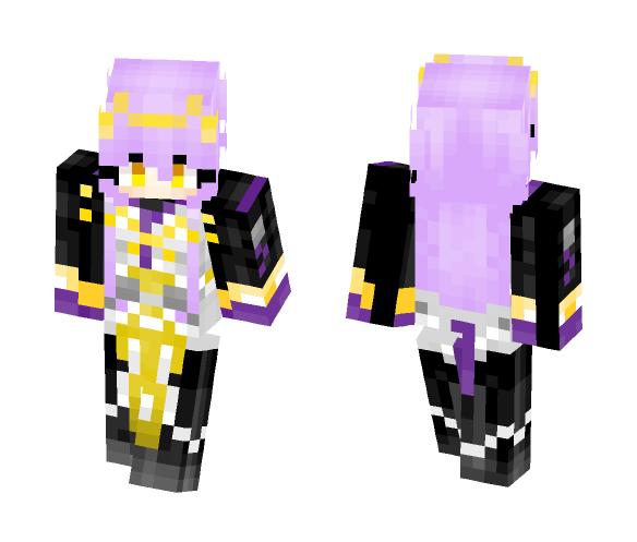 Genderbend Tsukito - Female Minecraft Skins - image 1