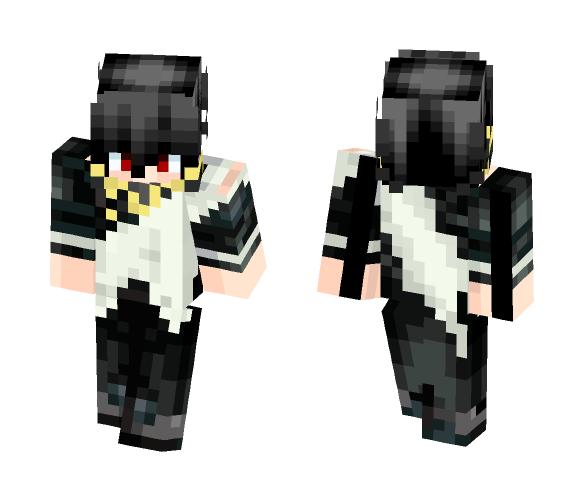Zeref - Male Minecraft Skins - image 1