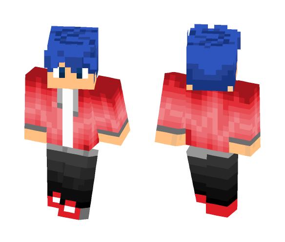 Dante: Mystreet - Male Minecraft Skins - image 1
