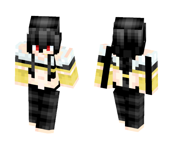 (Female) Judal - Female Minecraft Skins - image 1
