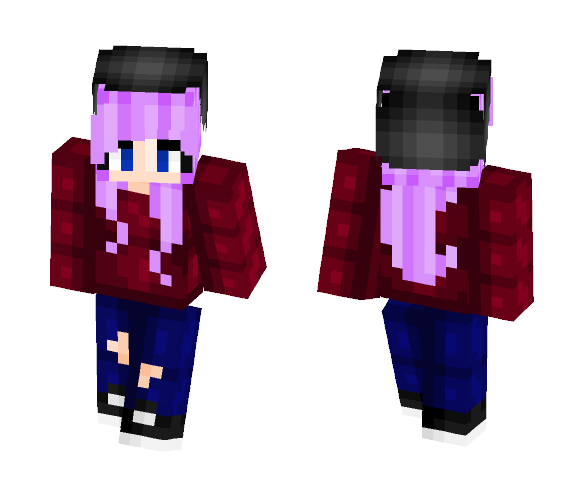 For My Friend Spearmint - Female Minecraft Skins - image 1