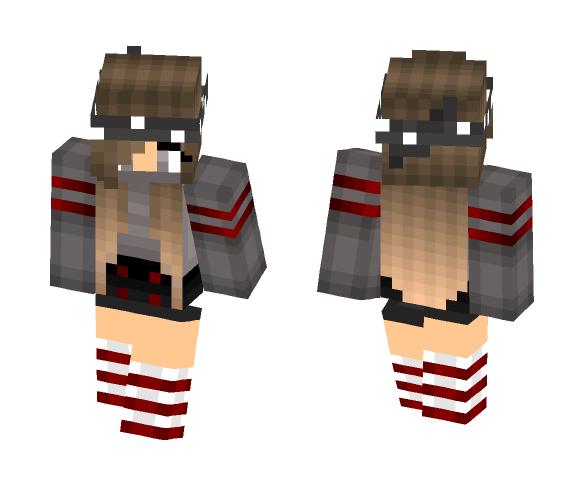 Scar - Female Minecraft Skins - image 1
