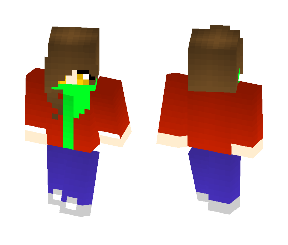 576isChara 1 - Female Minecraft Skins - image 1