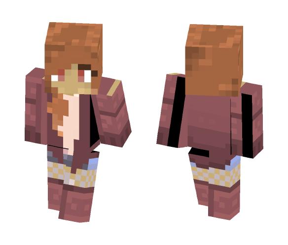 ~Autumn Girl~ - Female Minecraft Skins - image 1