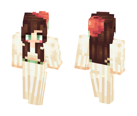 ∞Em∞ 1920s Tea Dress - Female Minecraft Skins - image 1