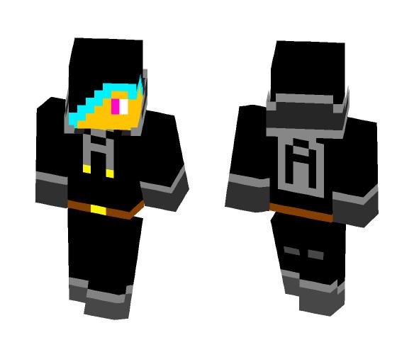 MHU1 - Male Minecraft Skins - image 1