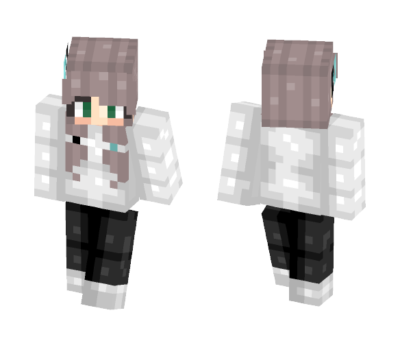 ♥ First Skin ♥ - Female Minecraft Skins - image 1