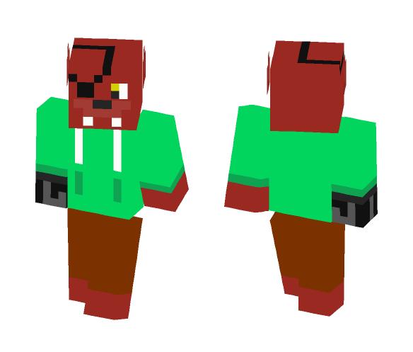 Jordanw5432 (Jordan) - Male Minecraft Skins - image 1