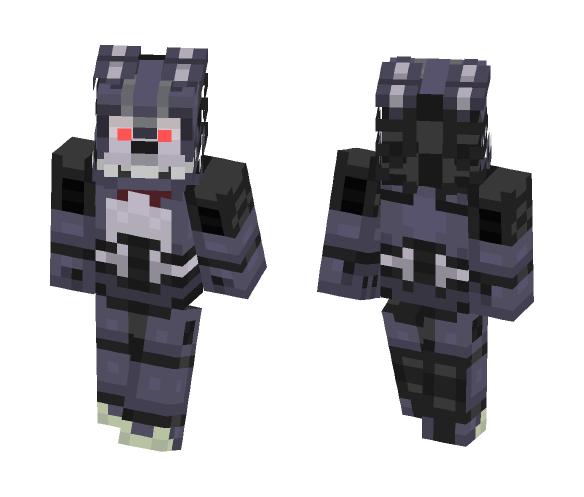 Drawkill Bonnie - Male Minecraft Skins - image 1