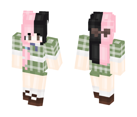 Training Wheels ~ - Female Minecraft Skins - image 1