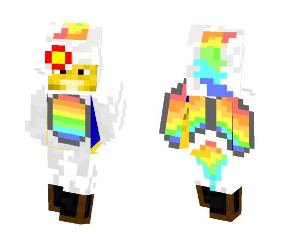 Croustina Corbata - Female Minecraft Skins - image 1