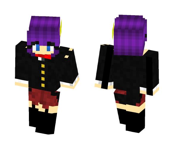 Rikka Chunibyou - Female Minecraft Skins - image 1