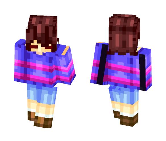 Frisk - Male Minecraft Skins - image 1