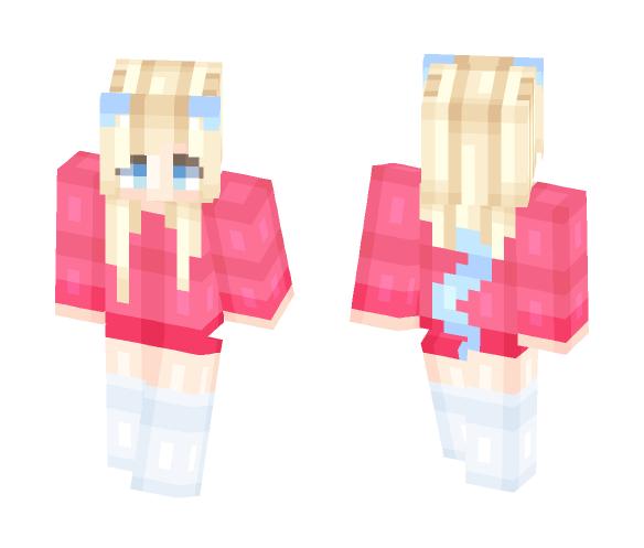 FabulousKitten Request - Female Minecraft Skins - image 1