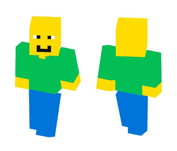 i did a bad job lego guy - Male Minecraft Skins - image 1