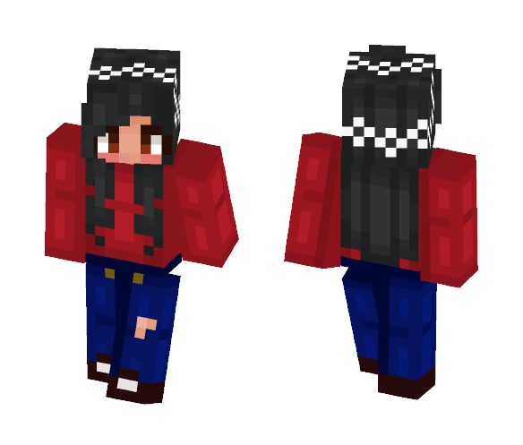 It's Still Cold Outside.. ☃ - Female Minecraft Skins - image 1