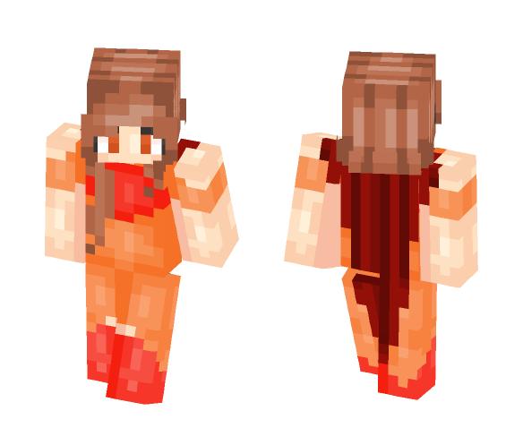 Like a Pheonix - Female Minecraft Skins - image 1