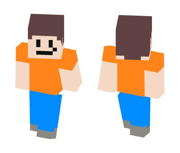 It's A Secret On The Inside V2 - Other Minecraft Skins - image 1