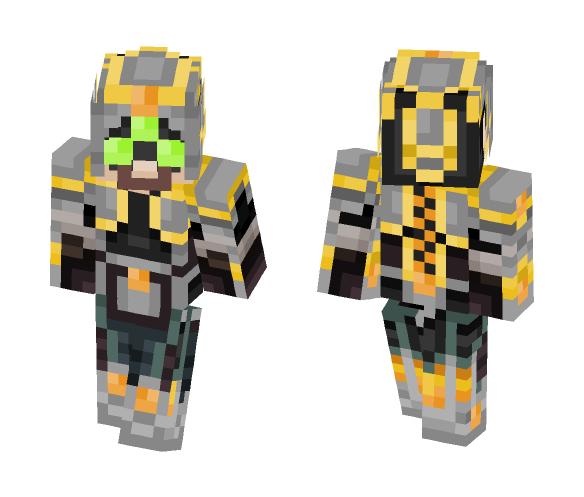 Lol | Master Yi - Male Minecraft Skins - image 1